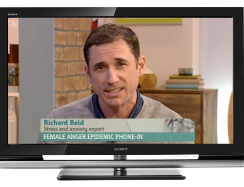 Tackling Anger in Women with ITV This Morning