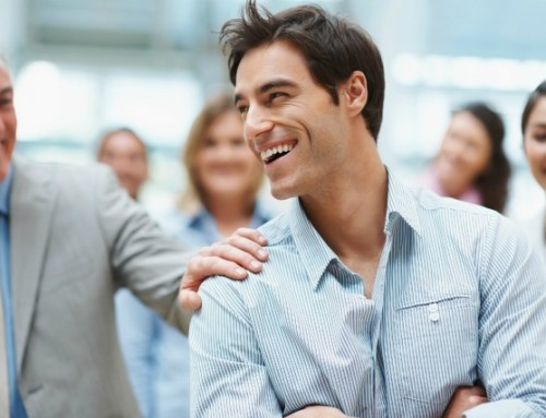 How can you develop your charisma to get ahead?