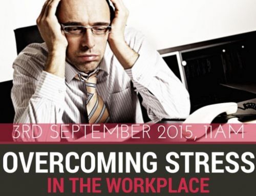 Six top tips for managing work-related stress