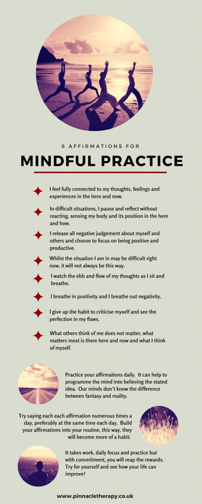 12 - Affirmations for Mindful Practice